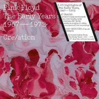Pink Floyd Early Years 1967-1972 Cre/ation