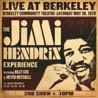 Hendrix, Jimi Live At Berkeley -hq-