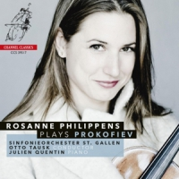 Philippens, Rosanne Plays Prokofiev
