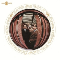 Captain Beefheart Safe As Milk -hq/insert-