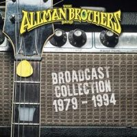 Allman Brothers Band Broadcast Coll. 1979-1994
