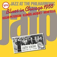 Peterson, Oscar/jacques, Illinois/ell Jazz A/t Philharmonic  Blues In Chi