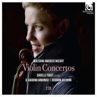 Faust, Isabelle / Mozart The Complete Violin Concertos