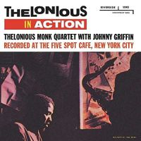 Monk Quartet, Thelonious/griffin, Joh Thelonious In Action  Ltd.ed.)