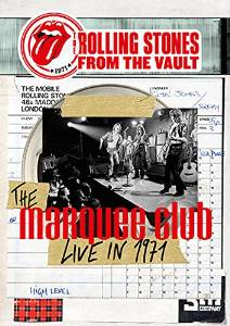 Rolling Stones live at the Marquee nu ook op CD+DVD leverbaar