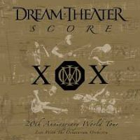 Dream Theater Score: 20th Anniversary World Tour
