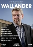 Lumiere Crime Series Wallander Bbc Box 1+2