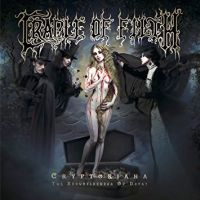 Cradle Of Filth Cryptoriana - The Seductiveness Of
