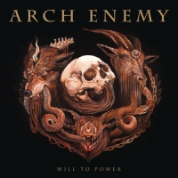 Arch Enemy Will To Power -lp+cd-