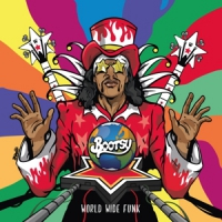 Collins, Bootsy World Wide Funk / Coloured & Splattered Vinyl