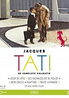 Movie Jacques Tati Box
