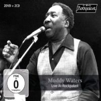 Waters, Muddy Live At Rockpalast 1978 -2cd+2dvd-