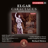 Elgar, E. / Howarth & Davies & Lso Choir & Orchestra Caractacus