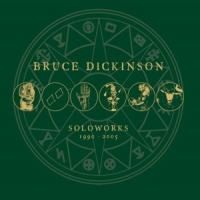 Dickinson, Bruce Soloworks.. -box Set-