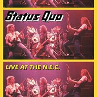Status Quo Live At The N.e.c.