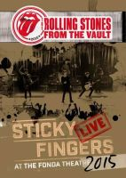 Rolling Stones, The Sticky Fingers - Live A/t Fonda Theatre