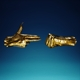 Run The Jewels 3 -gold Coloured-