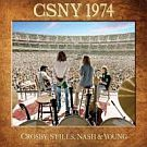 Crosby, Stills, Nash + Young - CSNY 1974