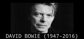 David Bowie overleden