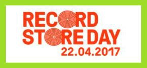 RECORD STORE DAY 22 APRIL !!