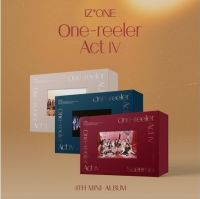 Iz*one One-reeler / Act Iv