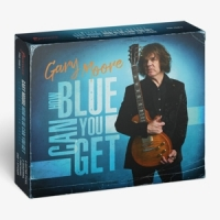 Moore, Gary How Blue Can You Get -box Set-