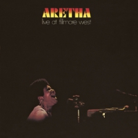 Franklin, Aretha Live At Fillmore West
