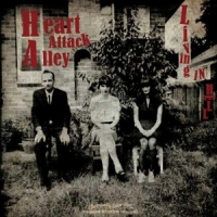 Heart Attack Valley Living In Hell -lp+cd-