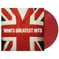 Who, The Greatest Hits -coloured-