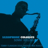 Rollins, Sonny Saxophone Colossus -hq-