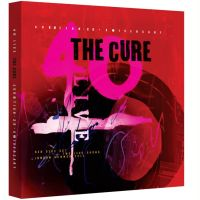 Cure, The Curaetion -25 Anniversary (2br+4cd)