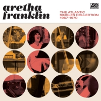Franklin, Aretha Atlantic Singles Collection 1967-1970