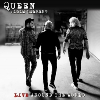 Queen & Adam Lambert Live Around The World (cd+dvd)