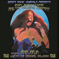 Big Brother And The Holding Company Live At The Carousel Ballroom / 180gr. Gatefold-hq
