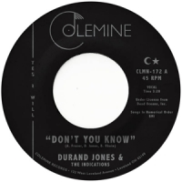 Jones, Durand & The Indications Don T You Know (orange)