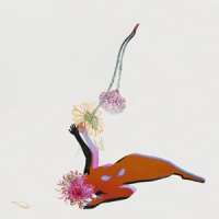 Future Islands Far Field -limited White-