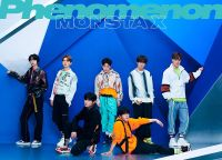 Monsta X Phenomenon (type B) -cd+dvd-