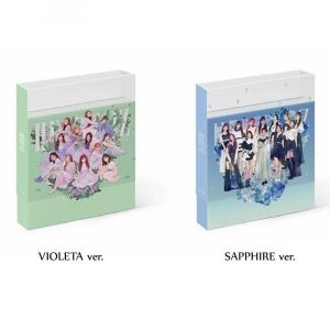 Iz*one Heart*iz -cd+book-