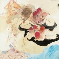Future Islands In Evening Air -coloured-
