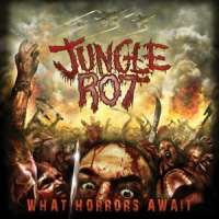Jungle Rot What Horrors Await/ Rsd 2018 -coloured-