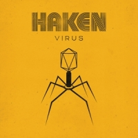 Haken Virus (deluxe 2cd)