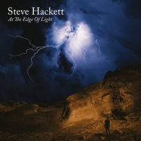 Hackett, Steve At The Edge Of Light