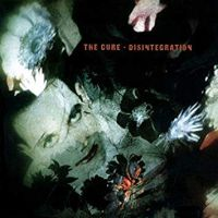 Cure, The Disintegration (3cd)
