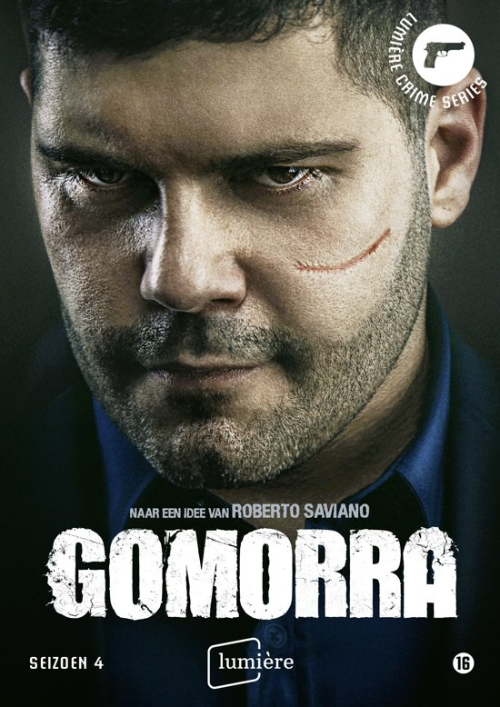 Lumiere Crime Series Gomorra -seizoen 4-