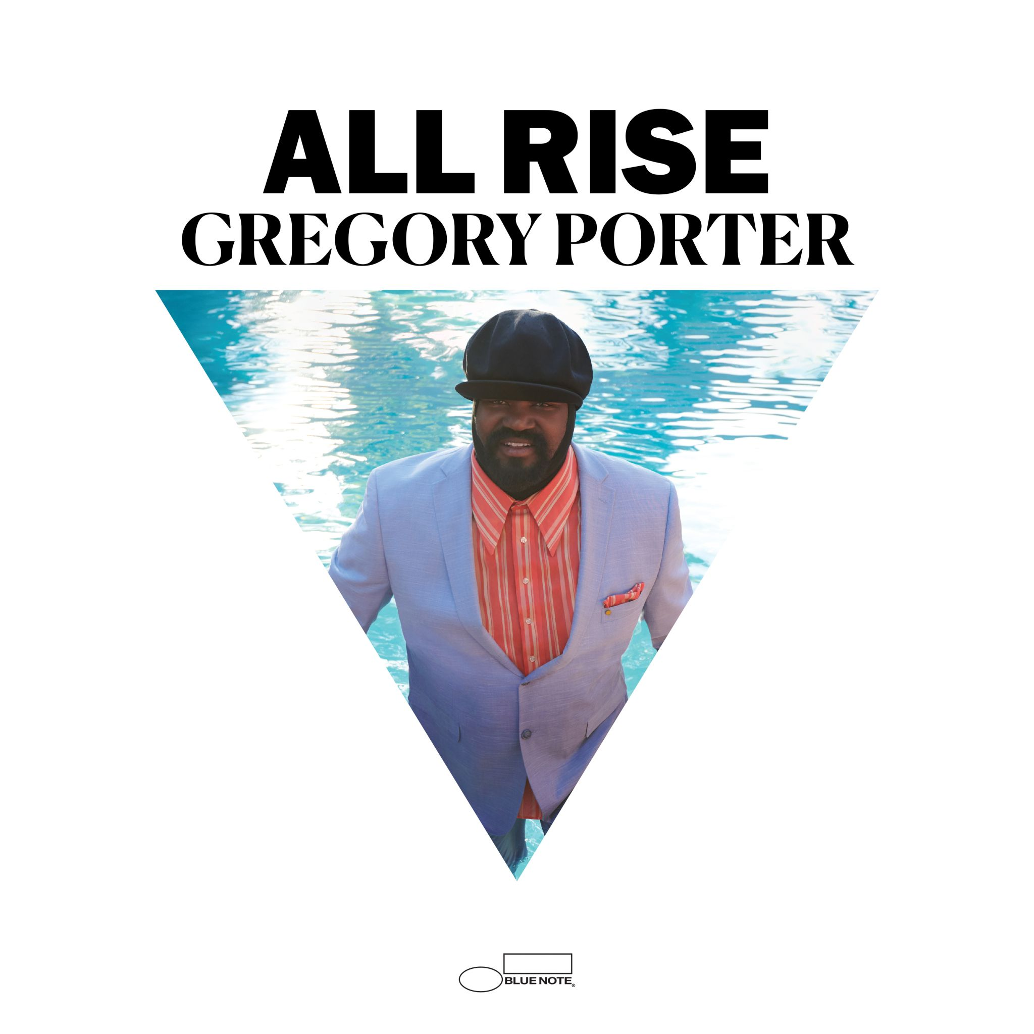 Porter, Gregory All Rise (coloured 3lp)