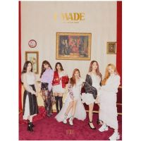 G I-dle I Made -cd+book-