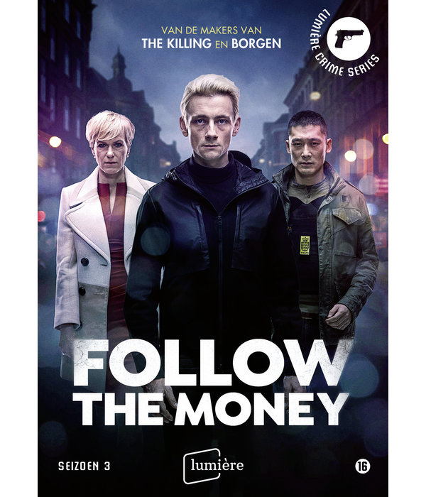 Lumiere Crime Series Follow The Money - Seizoen 3