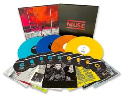 MUSE - Origin of MUSE 4LP+9CD boxset