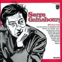 Gainsbourg, Serge Initials B.b. (limited Red)