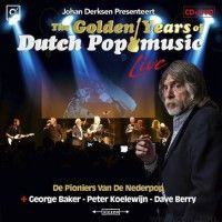 Derksen, Johan / Various Artists Presenteert - Golden Years Of Dutch Pop Music